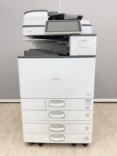リコー製 MPC3004 2013年発売モデル 限定1台 分速30枚 レア 新規購入 入れ替え                         imagio MP                                     中古