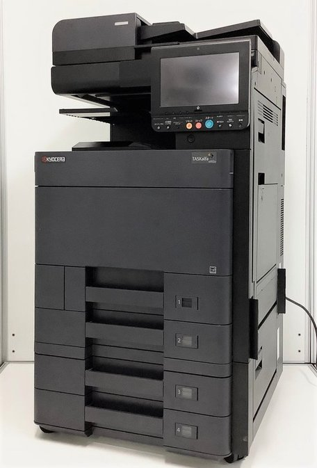 【移転OPEN記念】2016年7月 京セラ Taskalfa6052Ci 複合機 プリンター 印刷機 スキャン コピー 中古