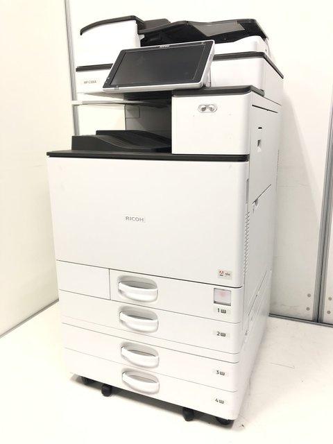 【移転OPEN記念】2016年5月発売 リコー 複合機 中古 MPC3004 印刷 スキャン SCAN コピー プリンター