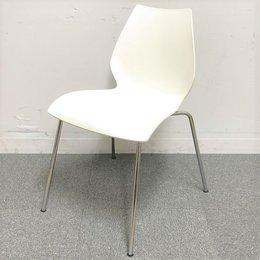 【デザイナーズ家具】kartell(カルテル)/MAUI(マウイ) スタッキング可能 カラー:ホワイト