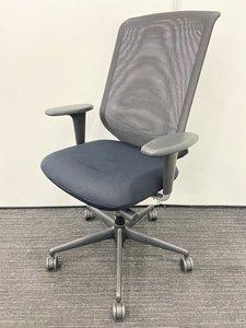 【人気のデザイナーズ家具が入荷!】ヴィトラ製 メダパル 肘付きチェア【背面メッシュ】※肘パッドにヒビ割れありのため特別価格にて