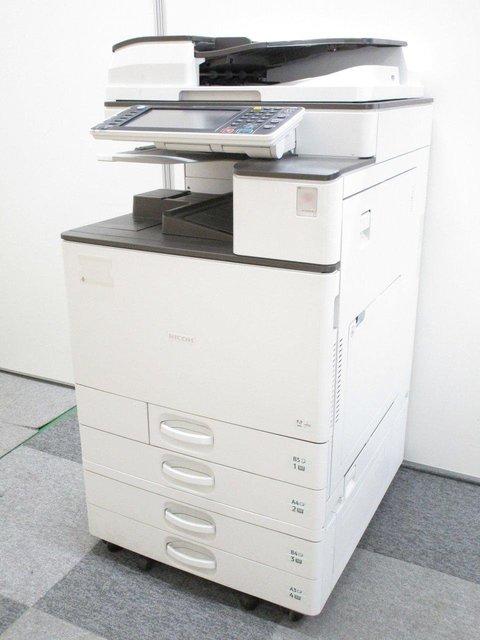 【起業・拠点開業にオススメ!】 リコー製MPC3003 【分速30枚で業務が捗ります!】