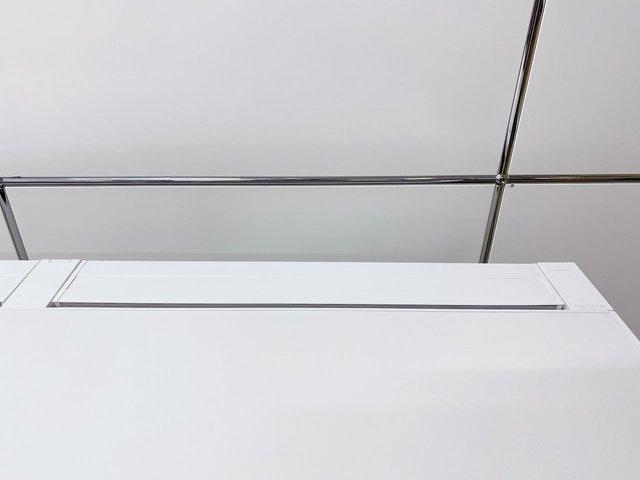 【6台入荷!】片側引き出しが施錠のできる珍しい平机入荷です!■コクヨ■アイエス (iS)                         アイエス                                      中古