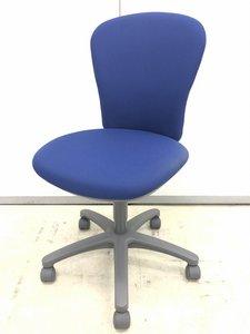 【シンプルな事務椅子】コクヨ製 レグノ2 肘無しチェア【コンパクト】【ローコスト】