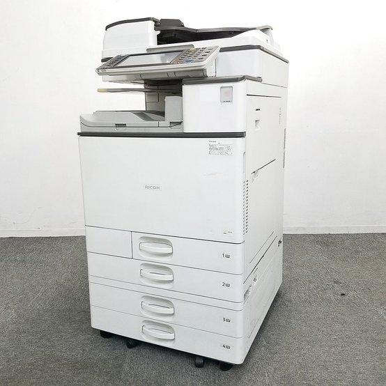 2013年度製 安心のリコー製 分速35枚機 MPC3503 レア 高級 事務所に1台必要 保守メンテナンス可能 在庫入替 新規購入 起業 おすすめ