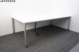 【大人気】コクヨ製 ワークソート 大型テーブル【幅2400mm】【地方倉庫在庫品】【T1】
