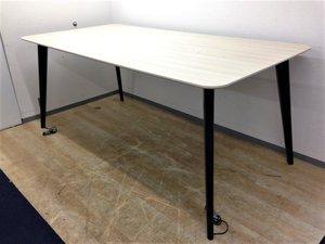 【1台入荷】オカムラ Lives Work Table(ライブス ワークテーブル) ハイタイプ【ABW】
