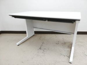 【幅1200mm】◆コクヨ製オフィスデスク【真っ白天板】