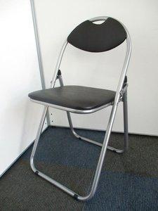 【新古】不二貿易 パイプイス・折りたたみ椅子 【何んといっても使い勝手が良い!!!】
