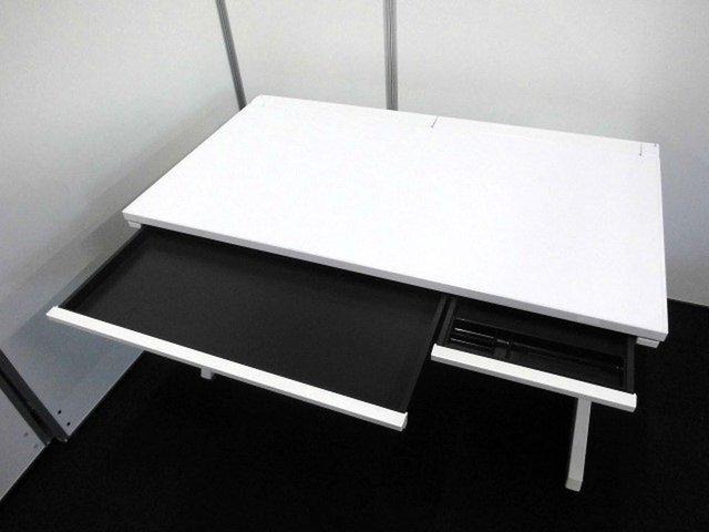 【人気サイズ!】オカムラ/アドバンス/W1200/フリアド用ワゴン収納可                          アドバンス                                      中古