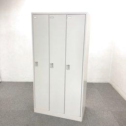 【1台限定】ロングセラー商品のオカムラFZロッカー入荷!中古 ロッカー 更衣室