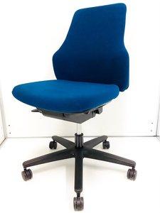 【お得商品!】コクヨ/グーフォ/プルシアンブルー◆安定感のある座り心地