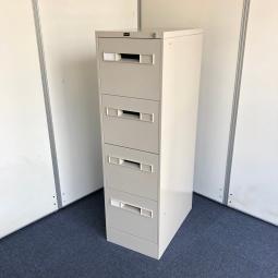 【6台入荷】内田洋行製ファイルマスターシリーズのファイルキャビネットが入荷。 オフィス 家具 中古 書庫