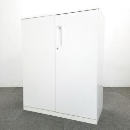 【10台入荷】人気のエディアシリーズ入荷!中古 キャビネット 書庫 ロッカー 棚 ホワイト オフィス コクヨ