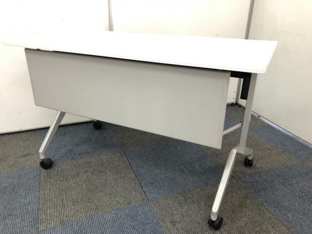 【残りわずか】会議用テーブル/W1200/使いやすいサイズ