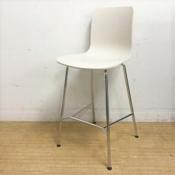 vitra(ヴィトラ)/HAL Stool Medium / ハル スツール ミディアム ジャスパー・モリソン氏 カラー:ホワイト【デザイナーズ家具】