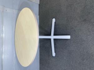 【中古】【コクヨ製】【丸テーブル】【天板ナチュラル】