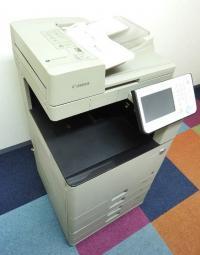 【オフィスの必修品!】■キャノン機 カラー複合機 C3320F 高品質!画質もGOOD!