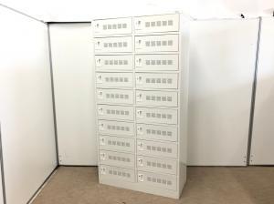 パソコンを充電しながら保管できます!パーソナルロッカーと分けることで、セキュリティ面、充電面で利便性あり!