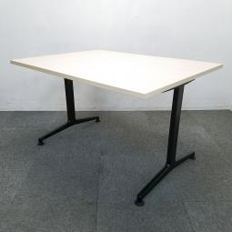 【16台大量入荷】十人十色の空間を彩る人気のテーブル入荷!中古 テーブル オフィス 会議 打ち合わせ ナチュラル 飛沫防止 D900
