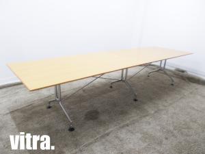 vitra SPATIO/スパティオ カンファレンステーブル ミーティング/会議/フリーアドレス アントニオチッテリオ W3500
