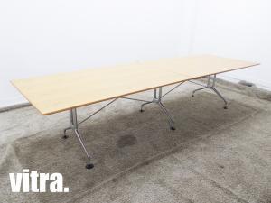 vitra SPATIO/スパティオ カンファレンステーブル ミーティング/会議/フリーアドレス アントニオチッテリオ W3200