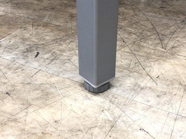 【2台入荷】1200mm幅のコンパクトテーブル入荷!内田洋行|ノティオ|ホワイト|1200mm|ミーティングテーブル                         ノティオ                                     中古