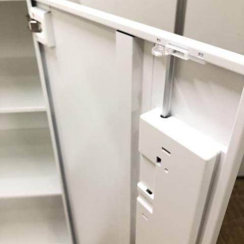 【4台入荷】天板付き書庫入荷!!カウンターの代用にもおすすめです!                         エディア                                     中古