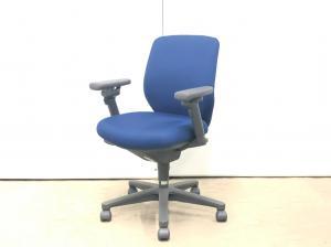 【6脚入荷!!】肘付きチェア!デスク椅子/回転椅子/オフィスチェア/肘付き