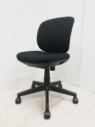 【安定のコスパチェア入荷!】シンプル椅子ベスト!安定のコスパチェア入荷!プラス/Presea/ブラック×ホワイト