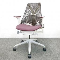 【12脚入荷】HermanMiller(ハーマンミラー)/SAYL Chair(セイルチェア) 中古 デザイナーズ テレワーク 在宅ワーク リモートワーク 前傾 姿勢 チルト