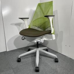 【関西倉庫在庫】HermanMiller(ハーマンミラー)/SAYL Chair(セイルチェア) 中古 デザイナーズ テレワーク 在宅ワーク リモートワーク 前傾 姿勢 チルト