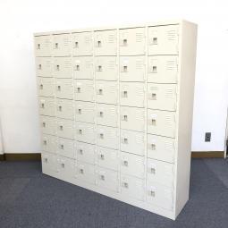 【1台限定】42人用シューズボックス|中古では珍しいシューズボックスです!【関西在庫数ナンバーワン・尼崎店】