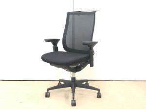 【限定1脚!】 ハイスペックチェアの新定番!デザイン・座り心地・調整機能、すべてを兼ね添えた1品。