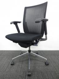 オフィスチェア 事務椅子 メッシュ イトーキ ヴェント 高級チェア【オフィスチェア店】