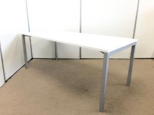 【細長~いテーブル入荷です】 4名様でのミーティング用、 ちょっとした作業台としてもおすすめ!