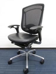 【世界に認められたチェア!】王様の椅子!コンテッサ/ポリッシュ/レザー【高級感】