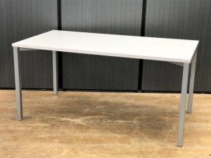 【W1800のミーティングテーブル】ウチダ ノティオ W1800D800H720 ホワイト【定番商品】【京都・滋賀】