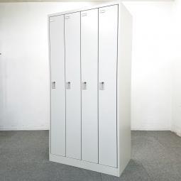 【4台入荷】ロングセラー商品のオカムラFZロッカー入荷!中古 ロッカー 更衣室 テレワーク