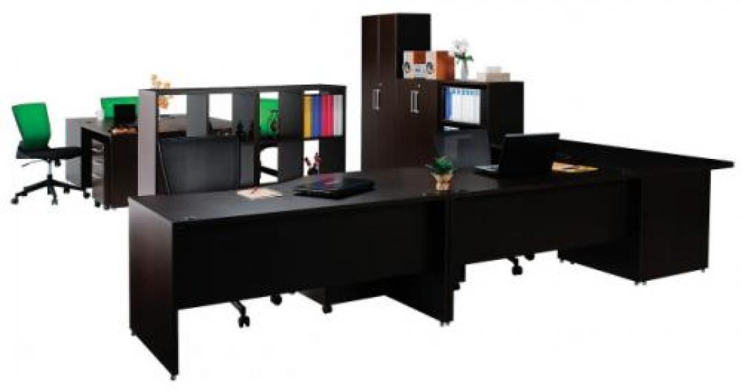 【新品・平机】W1200サイズ・重厚感のあるオシャレなオフィスに!何でもご相談下さいませ!!こんなオフィスにすることができます!_3