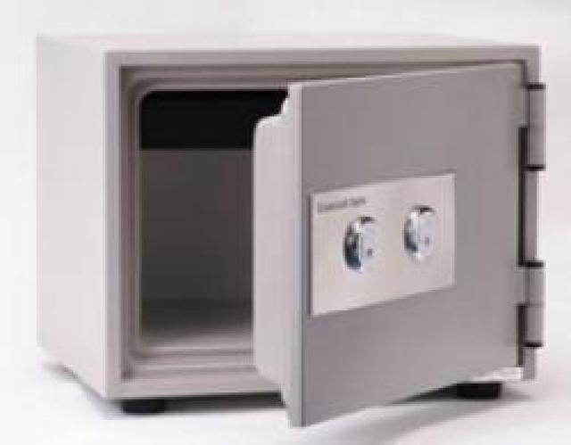 【人気商品】 CK30-1耐火金庫 ■ ダイヤセーフ製 ■ 2キー式シリンダー錠                                     新品