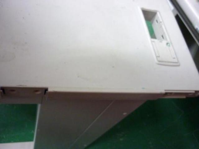 【イナバ製】W800小さめ平机 部材欠け有りのためこの価格!!                                     中古