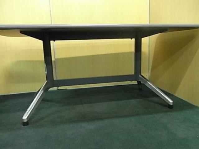 【4名様会議に最適】■イトーキ ■会議テーブル 幅1500mm                                     中古