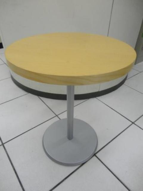 ■相合家具製作所 丸テーブル(H600)■                                     中古