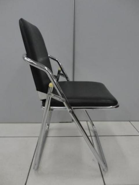■プラス製 折り畳み椅子【会議チェア】                                     新品
