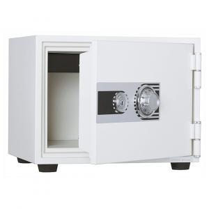 【事務用品】耐火金庫 容量17ℓ 30分耐火 ダイヤル式