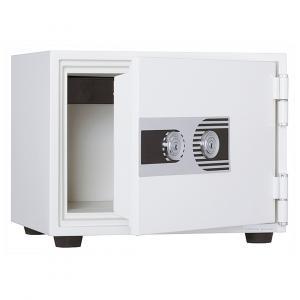 【事務用品】耐火金庫 容量17ℓ 30分耐火 2キー式