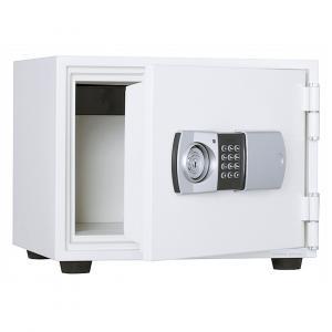 【事務用品】耐火金庫 容量17ℓ 30分耐火 テンキー式