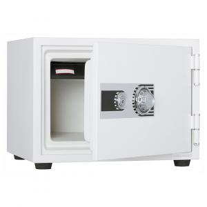 【事務用品】耐火金庫 容量20ℓ 1時間耐火 ダイヤル式