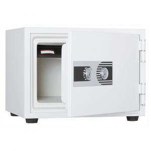 【事務用品】耐火金庫 容量20ℓ 1時間耐火 2キー式